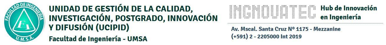 Unidad de Gestión de la  Calidad, Investigación, Postgrado, Innovación  y Difusión (UCIPID)