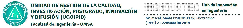 Unidad de Gestión de la  Calidad, Investigación, Postgrado, Innovación  y Difusión (UGCIPID)